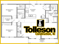 Tolleson Construction Logo