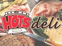 Hot's Deli Logo