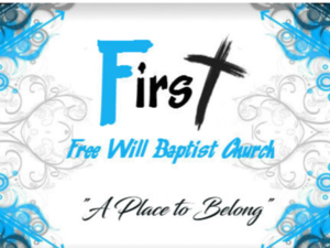 First Free Will Baptist Church Logo
