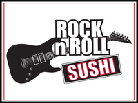 Rock n Roll Sushi Logo