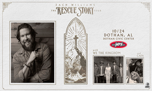 The Rescue Story Tour