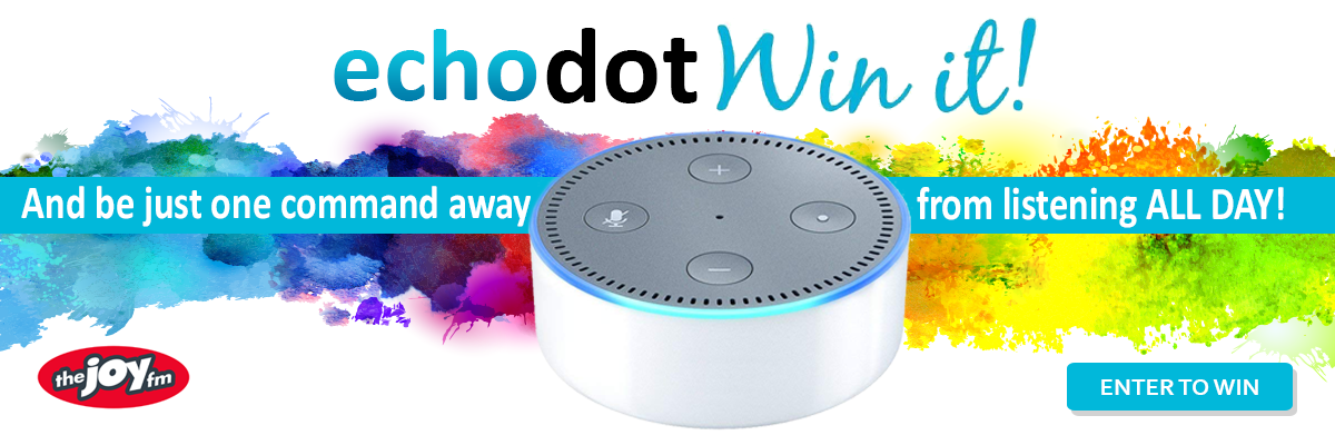 Win an Echo Dot! al